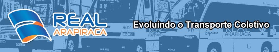 Real Arapiraca - Evoluindo o Transporte Coletivo